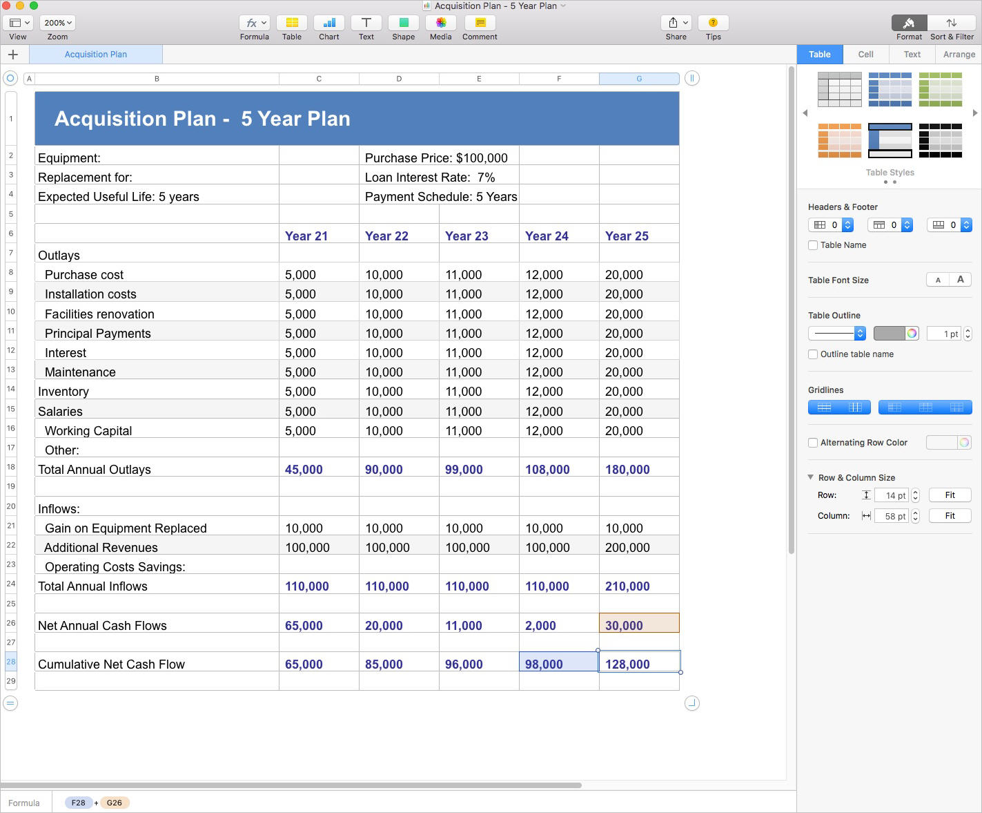 Acquisition_Plan_iWork_Numbers_Template_Excel_5_Year_Plan