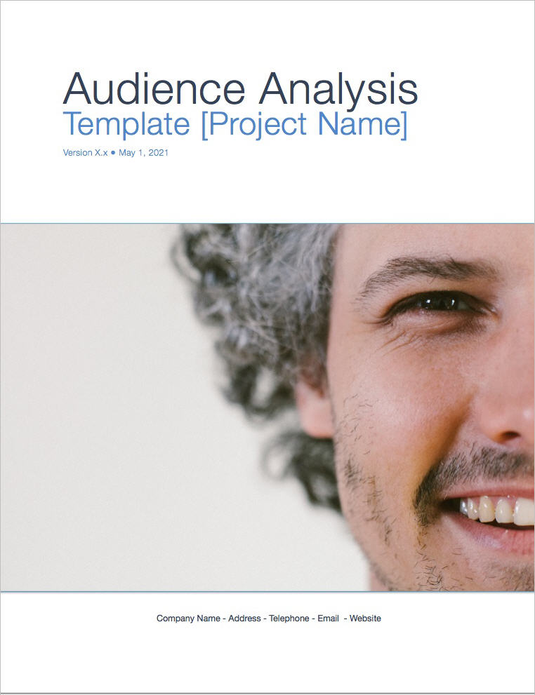 Audience_Analysis_Template_Coverpage