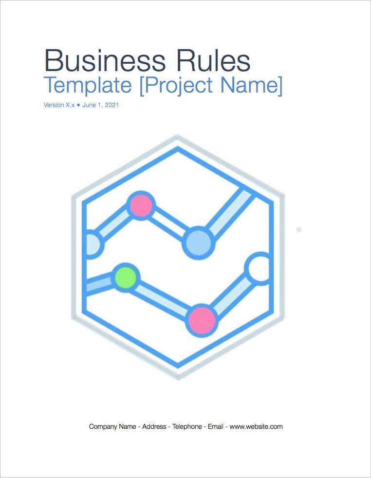 Business rules template apple iwork pages templates forms businessrulestemplate coverpage apple iwork business proposal template flashek Gallery