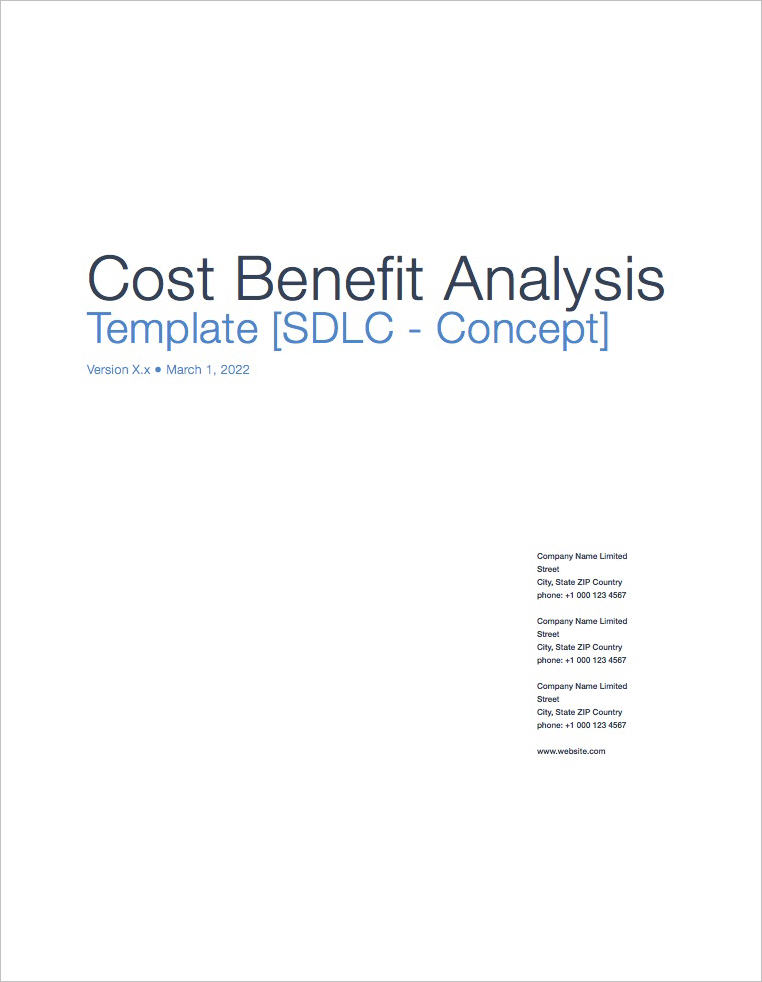 Cost_Benefit_Analysis_Template_Apple_iWork_Pages_Coversheet