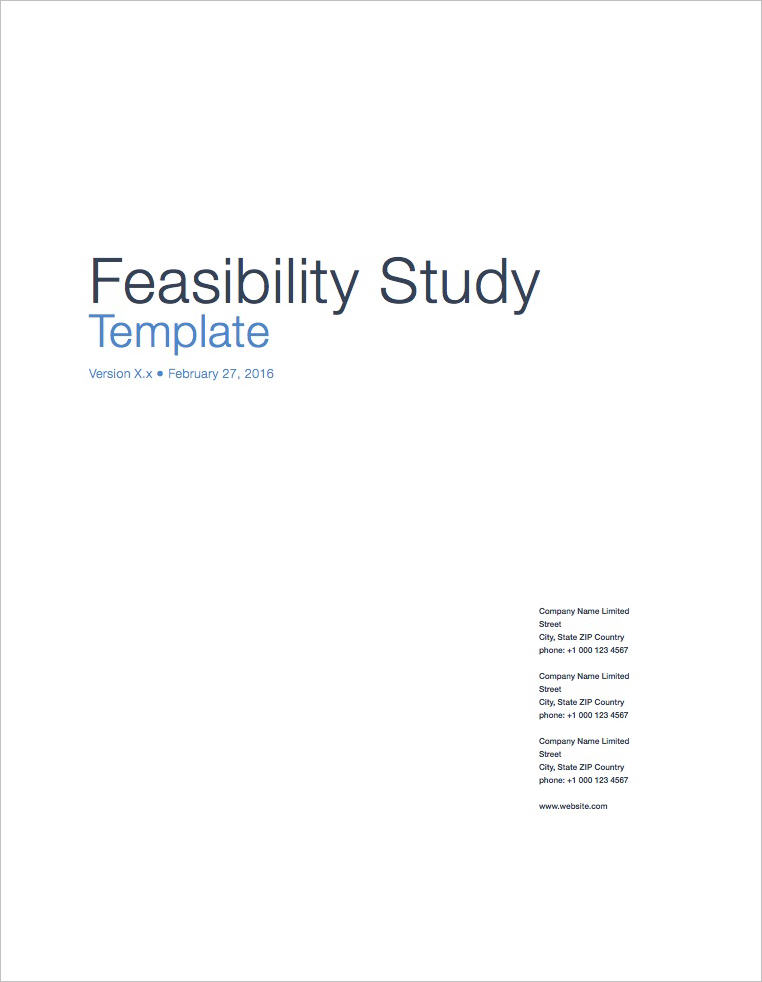 Feasibility-Study-Template-Apple-Pages-coversheet