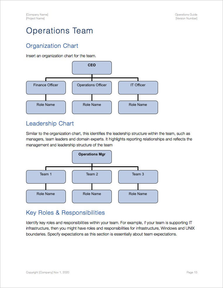 Operations_Guide_Template_Apple_iWork_Pages_Numbers_Operations_Team