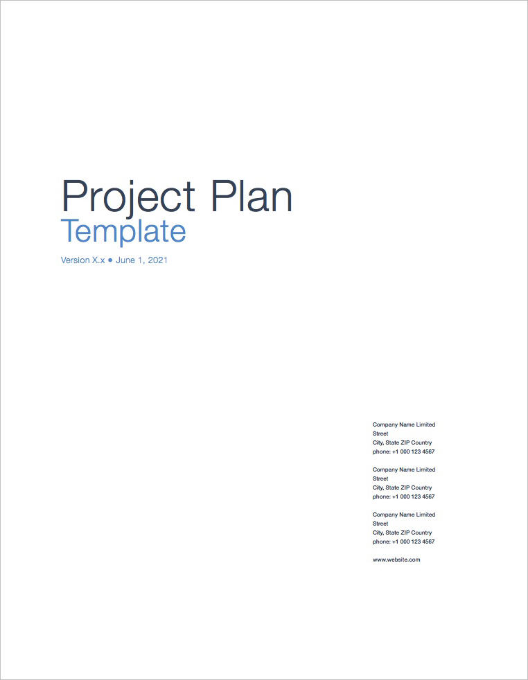 Project_Plan_Template_Apple_iWork_Pages_Numbers_Coversheet
