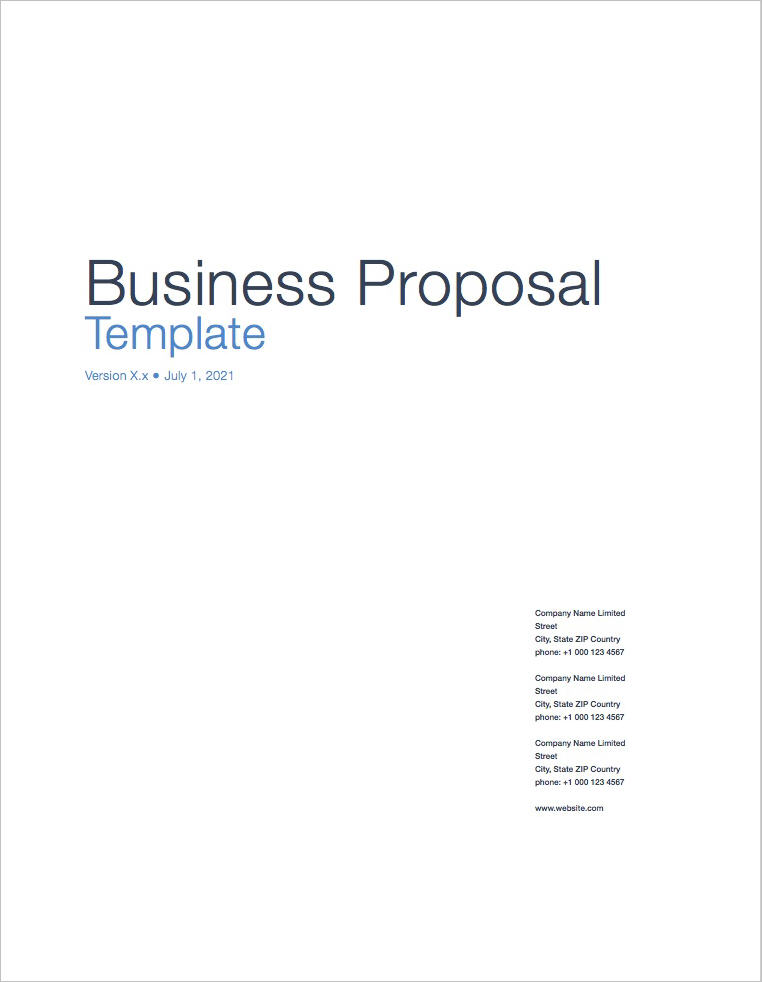Proposal_TemplateProposal_Templates_Apple_Pages_Numbers_Coversheet
