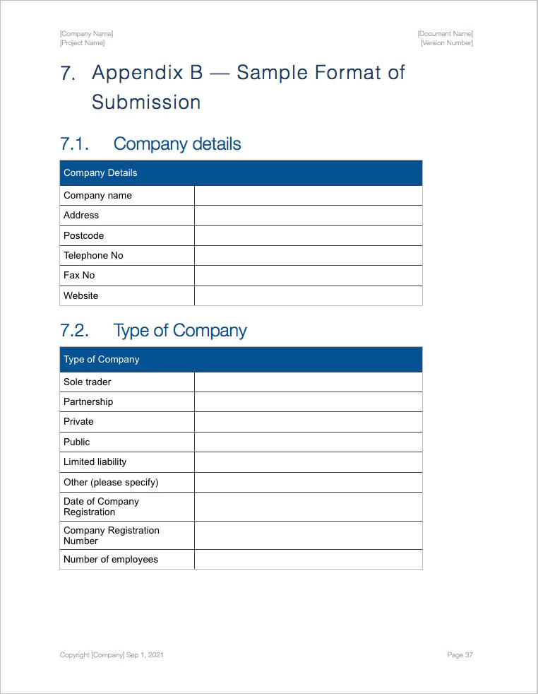 Request-For_Proposal-Template-Apple-iWork-Pages-Appendix-B