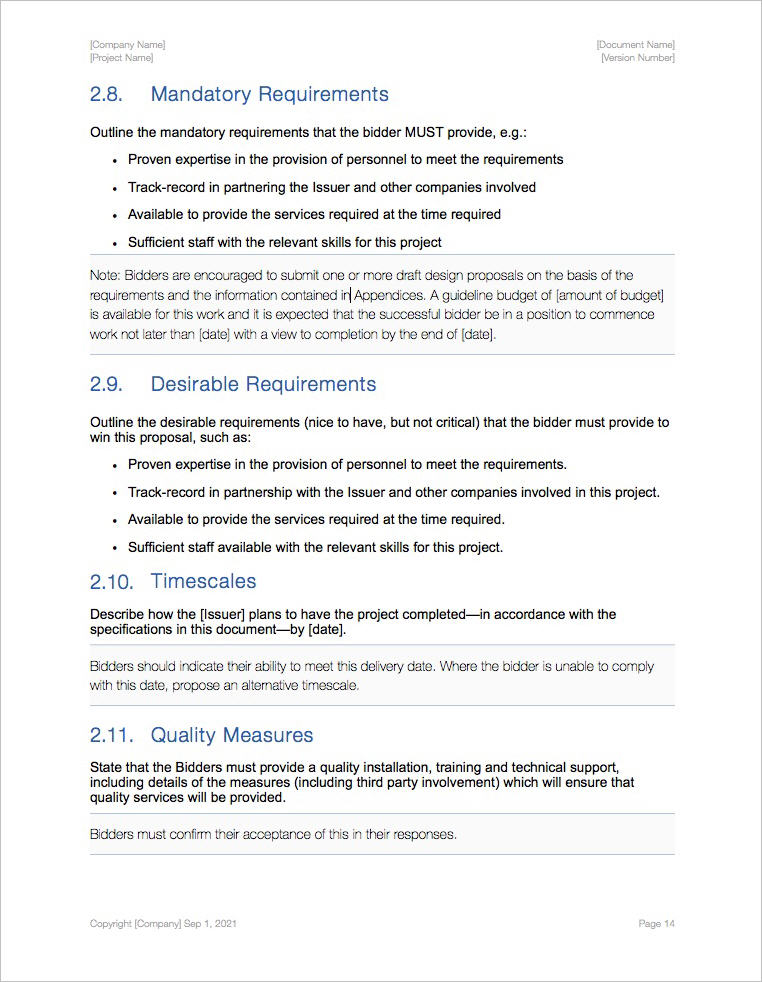 Request-For_Proposal-Template-Apple-iWork-Pages-Requirements
