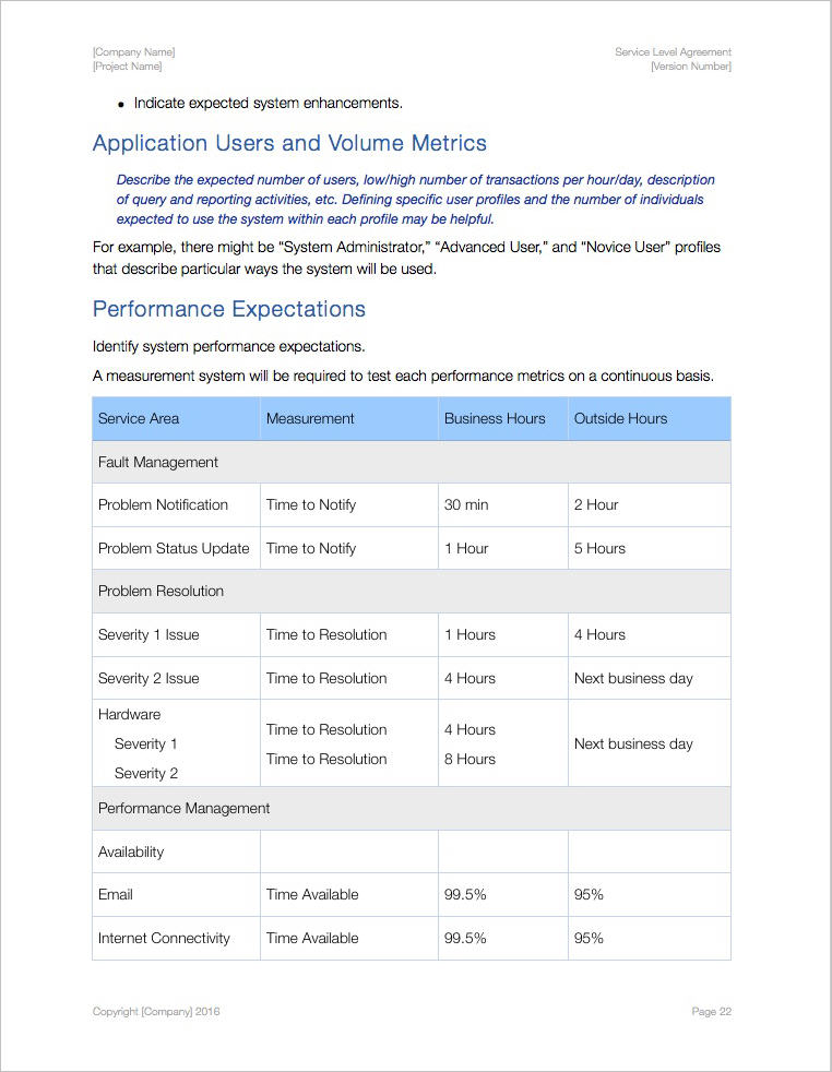 Service-Level-Agreement-Apple-Template-Pages-Numbers-Performance-Expectations
