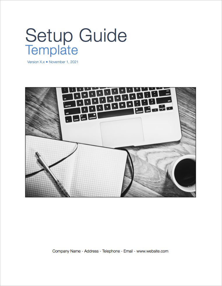 Setup_Guide_Template-coverpage